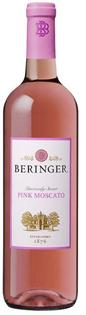 Beringer Pink Moscato 750ml - Case of 15
